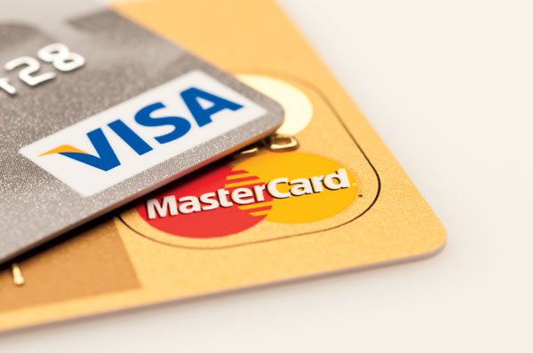 Credit cards are becoming a major tool to expand banking services