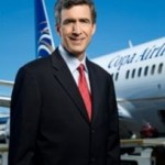 Copa Airlines CEO Pedro Heilbronn.