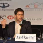 Argentine Minister of Economy Axel Kicillof at the AS/COA event in Buenos Aires (photo courtesy of AS/COA).