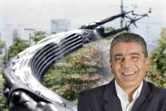 David Bojanini, CEO of the Sura's holding company, Inversura