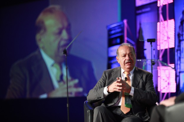 Carlos Slim remains the richest man in Latin America. Photo: World Travel & Tourism Council