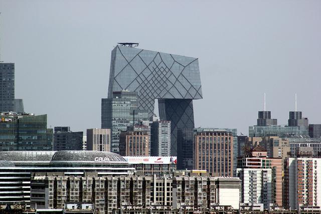 Beijing. Photo: Tristram Biggs