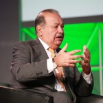 Carlos Slim, chairman of America Movil. Photo: World Travel & Tourism Council