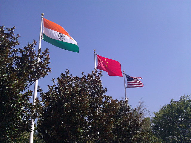 Region's trade flows with India increased at fastest pace in the ranking. Photo: Danny Howard/Flickr