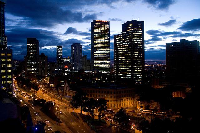 Bogotá, Colombia. Photo: Juan Varela/Flickr