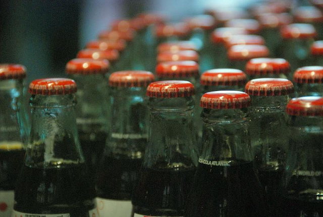 SABMiller, one of the world's largest Coca-Cola bottlers, has one of the best CSR programs in the region. Photo: Faungg's Photos/Flickr