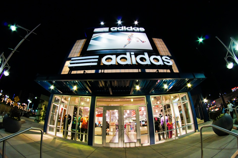 Germany's Adidas is one of the few growth champions in the Multinational Index.