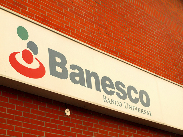 Banco Banesco is number one this year in the asset growth ranking. Image: Jorge Andrés Paparoni Bruzual/Flickr