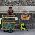 A street vendor in Mexico City. Image: Paul Sableman/Flickr