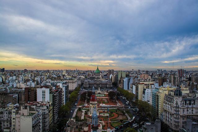 Palacio Barolo, Buenos Aires. Photo: Carla Wosniak/Flickr