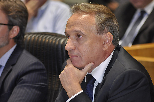 Murilo Ferreira, CEO of Brazilian miner Vale. Photo: ALES/Flickr