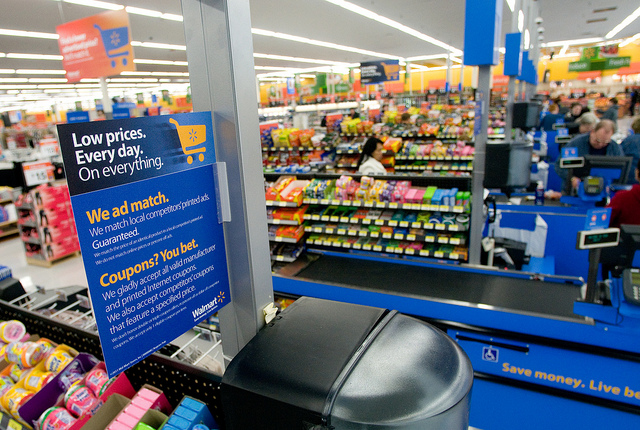 Image: Walmart/Flickr