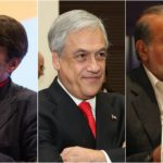 From left: João Moreira Salles; Sebastián Piñera; Carlos Slim. Photos: FNPI, ITU Pictures; Foreign and Commonwealth Office/Flickr