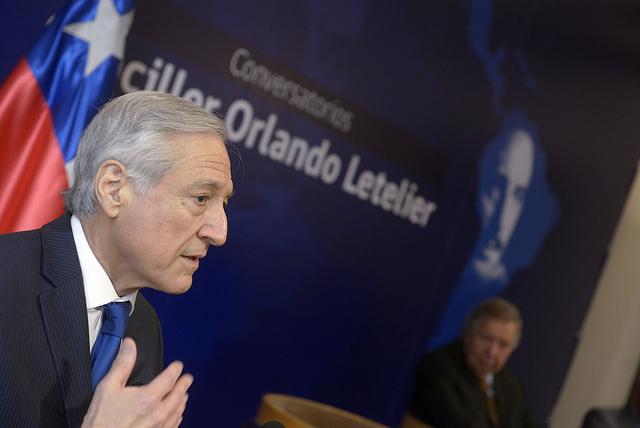 Chilean Foreign Minister Heraldo Muñoz. Image: Ministerio Secretaría General de Gobierno/Flickr