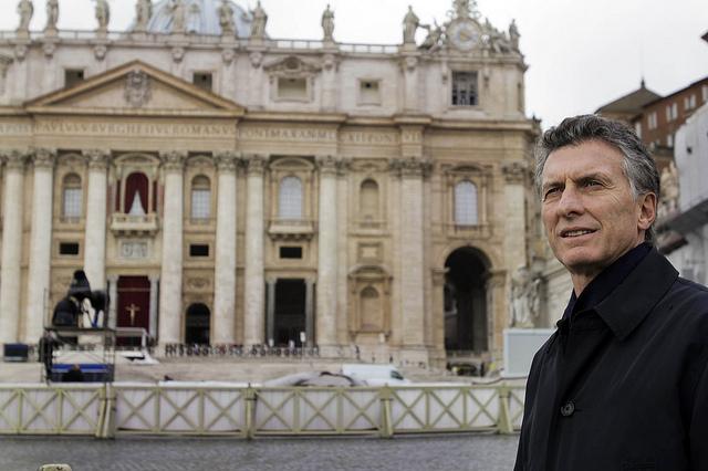 Mauricio Macri. Gobierno de la Ciudad de Buenos Aires/Flickr