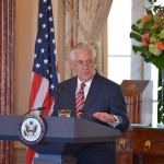 U.S. Secretary of State Rex Tillerson. IIP Photo Archive/Flickr