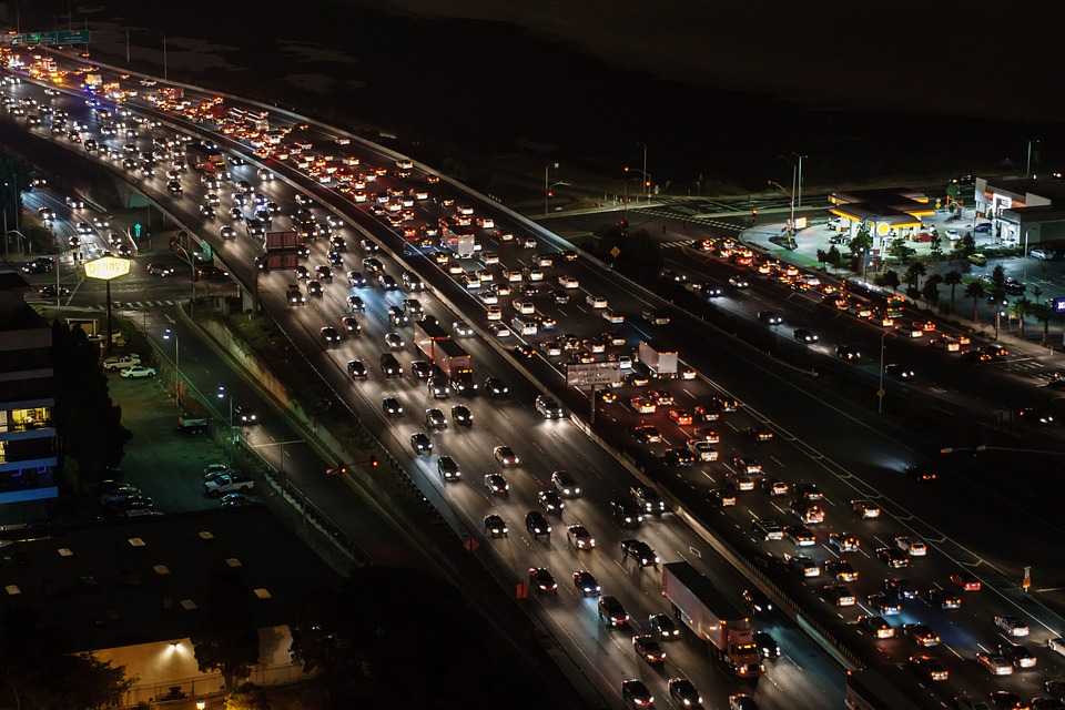 Traffic jams are a type of Directly Unproductive Profit-seeking Activity. An average driver in Sao Paulo spends almost 11 days in a traffic jam per year.