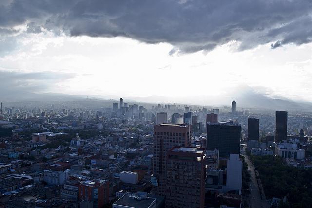 Photo: Mexico City. Kasper Christensen/Flickr