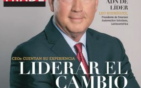 cover of Latin Trade Magazine - Trimester 4, 2017