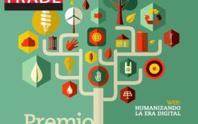 cover of Latin Trade Magazine - Trimester 1, 2018