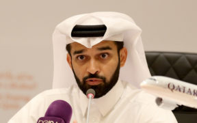 photo of Hassan Al Thawadi