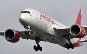 photo of Avianca plane