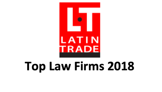 Latin Trade Top Law Firms 2018