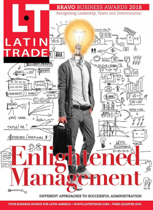Latin Trade Magazine English Subscription
